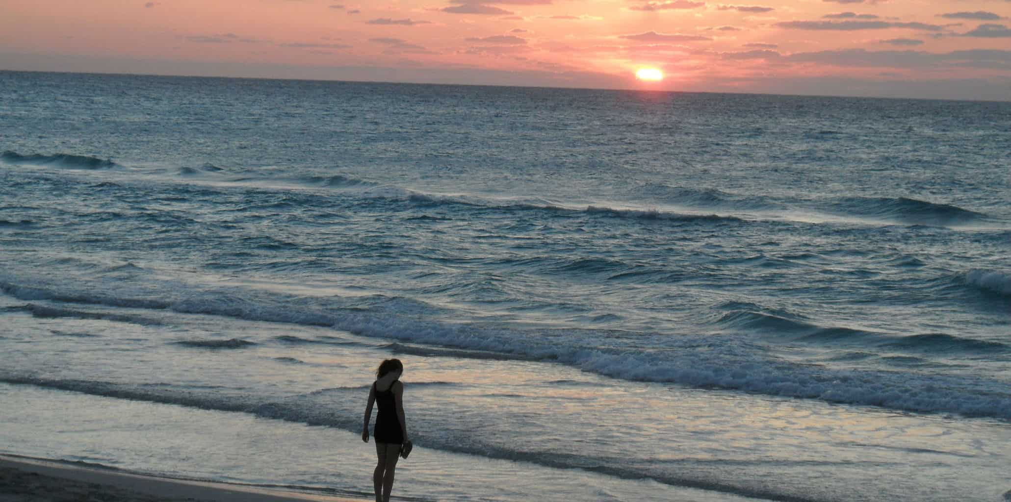 zzc Last sunset in Cuba